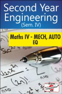 Maths IV Mech, Auto EQ