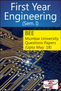 BEE Mumbai University Question Papers