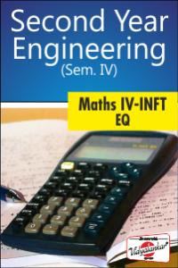 Maths IV INFT EQ