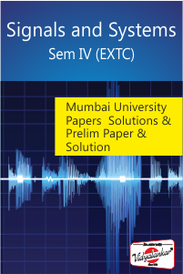 Signals and Systems Sem IV (EXTC)