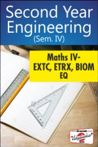 Maths IV EXTC, ETRX, BIOM EQ