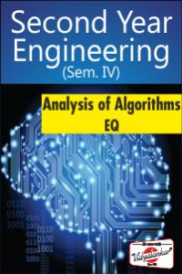 Analysis of Algorithms EQ