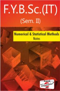 Numerical and Statistical Methods : Notes